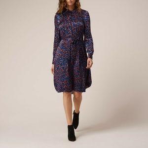 NWT LK BENNETT Leopard Celest Dress *Size 6* $425